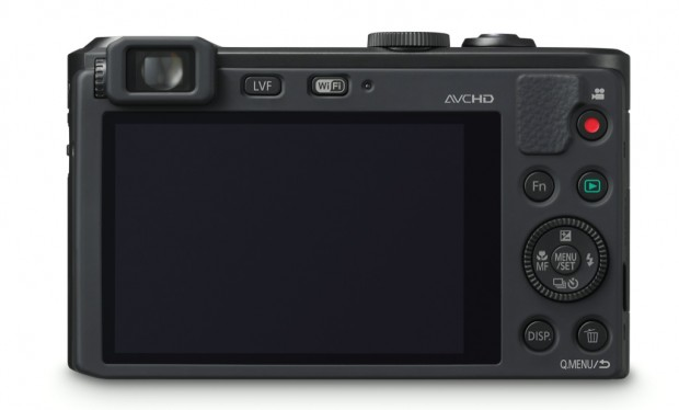 Panasonic Lumix LF1 (Bild: Panasonic)