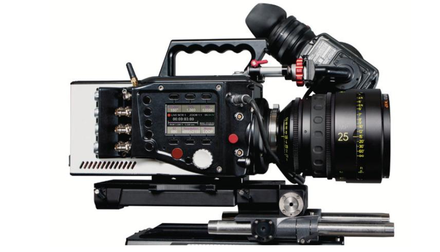 Phantom Flex4K: 4K-Kamera für Superzeitlupen mit 1.000 Bildern pro Sekunde - Prototyp der Phantom Flex4K
