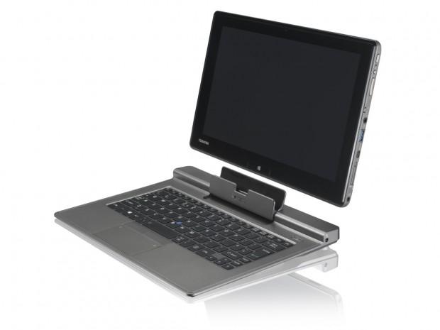 Toshibas Z10t als Convertible-Ultrabook