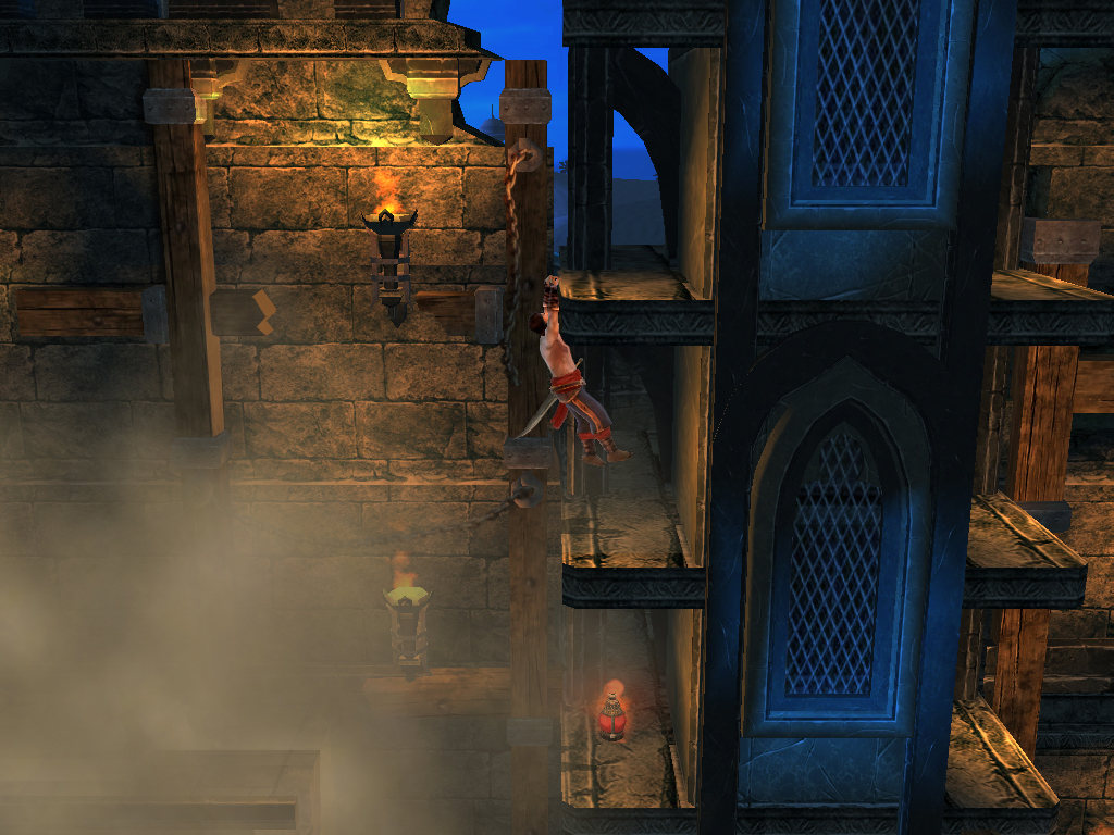 Prince of Persia 2 angespielt: Persischer Prinz kämpft auf Tablets und Smartphones - Prince of Persia 2: The Shadow and the Flame