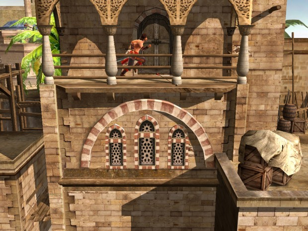 Prince of Persia 2: The Shadow and the Flame (Bilder: Ubisoft)