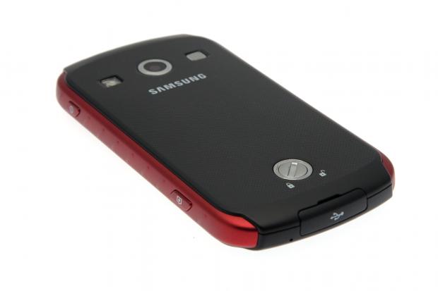 Samsungs Galaxy Xcover 2 im Test: Nicht ganz dicht