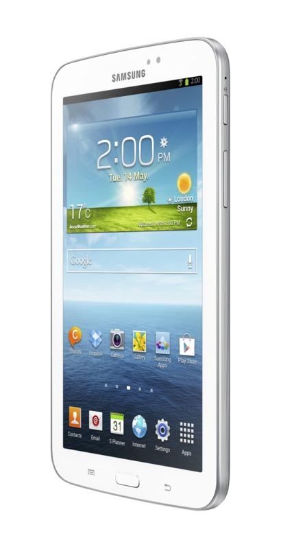 Android-Tablet: Samsungs Galaxy Tab 3 mit 7-Zoll-Display kommt Anfang Mai - Galaxy Tab 3 (7 Zoll) (Bild: Samsung)