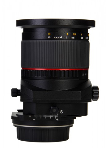 Samyang T-S 24mm f/3.5 ED AS UMC (Bild: Samyang)