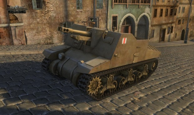 Neue Panzer in World of Tanks 8.5 (Bilder: Wargaming.net)
