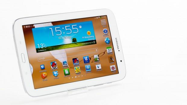 Das Galaxy Note 8.0 von Samsung (Bild: Martin Peterdamm/Golem.de)