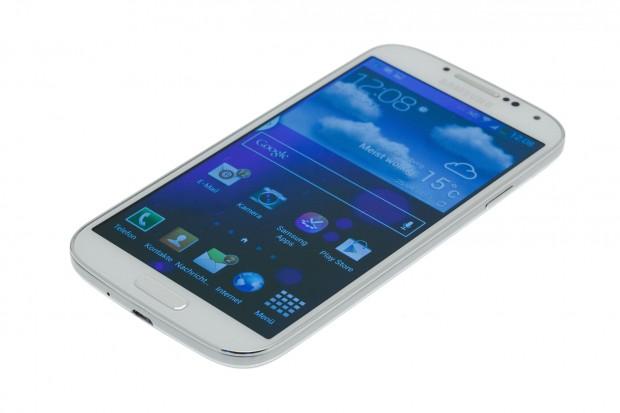 Das Samsung Galaxy S4 (Bild: Nina Sebayang/Golem.de)