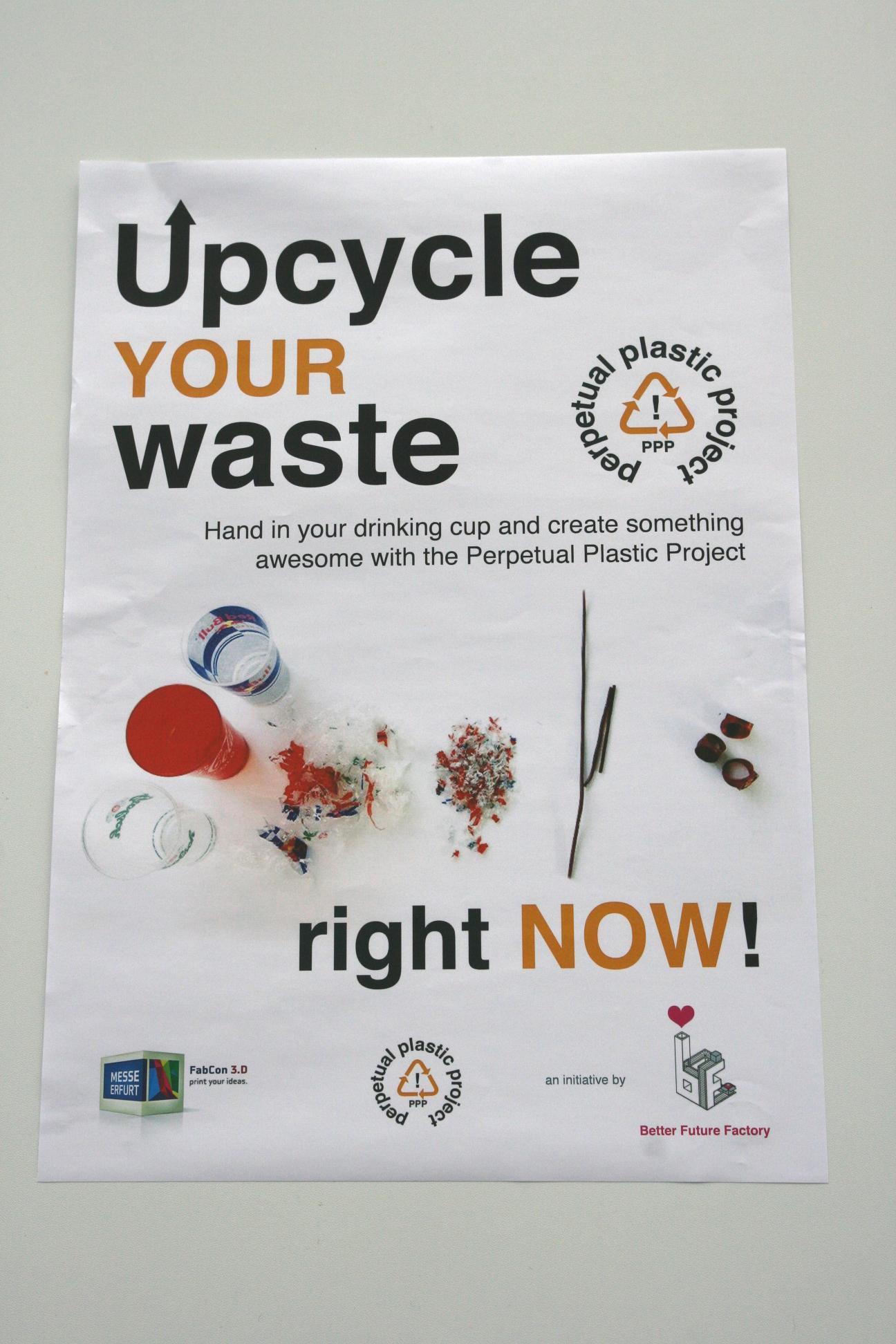 Perpetual Plastic Project: Ringe aus dem Plastikmeer -