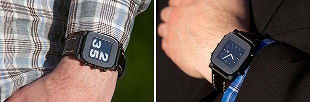 Agent-Smartwatch (Bild: Kickstarter)