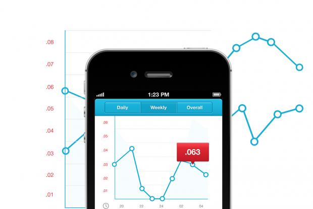 iOS-App von Alcohoot (Bild: Alcohoot)
