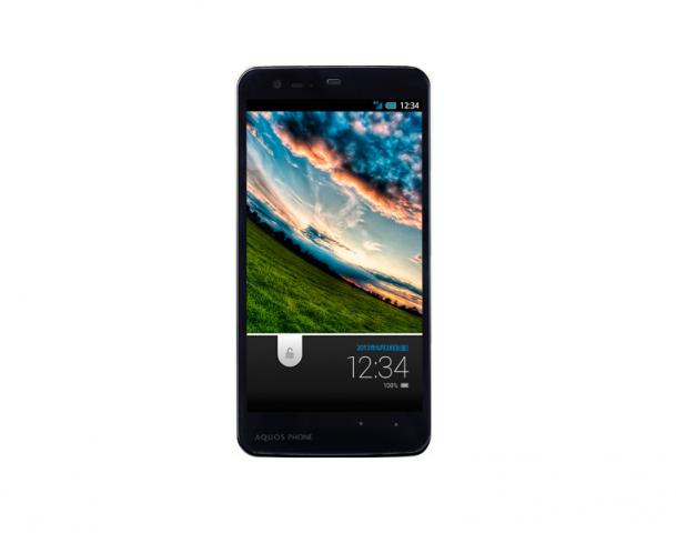Das neue Aquos Phone Xx 206SH von Sharp (Bild: Softbank)