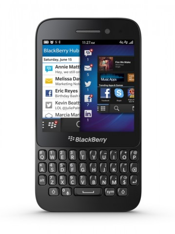 Blackberry Q5 (Bild: Blackberry)