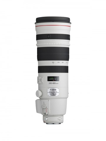 Canon EF 200-400mm 1:4L IS USM Extender 1,4x (Bild: Canon)