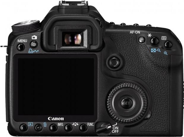 Canon EOS 50D (Bild: Canon)