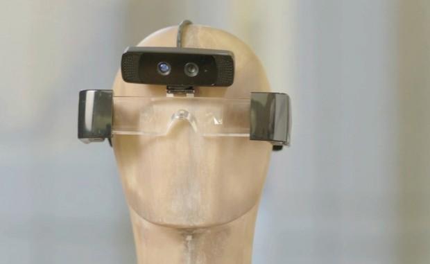 Datenbrille Meta (Bild: Kickstarter)