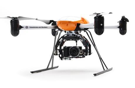 Draganflyer X4-ES (Bild: Draganfly)