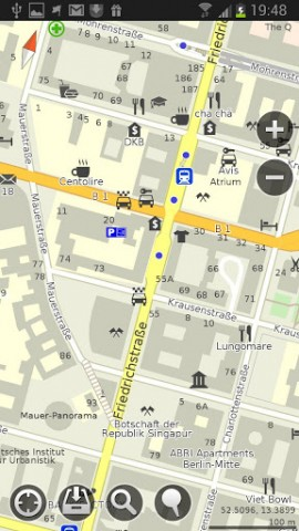 Maps With Me Pro für Android (Bild: Maps With Me)