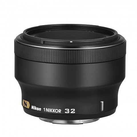 Nikkor 32 mm 1:1,2 (Bild: Nikon)