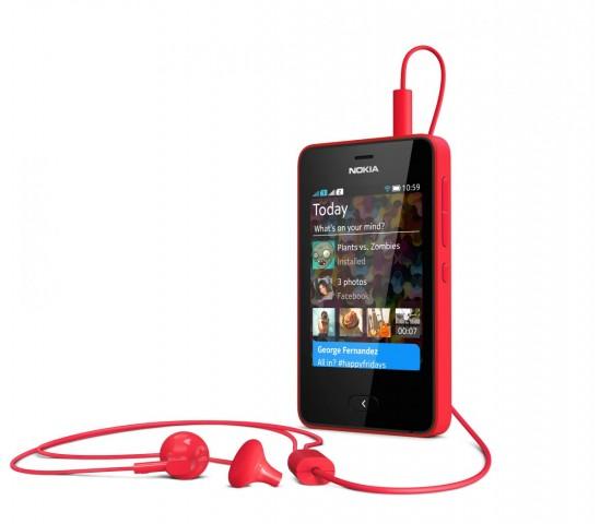 Asha 501 (Quelle: Nokia)