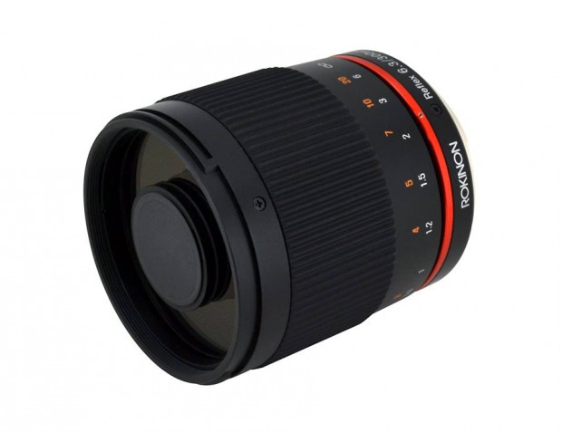 Rokinon 300mm spiegelobjectief voor Sony Nex