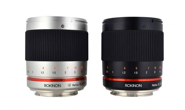 Rokinon 300mm voor Sony Nex