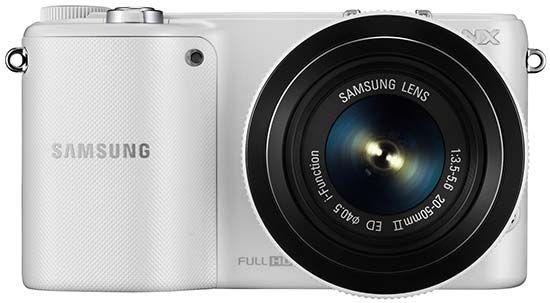 Samsung NX2000 (Bild: Samsung)