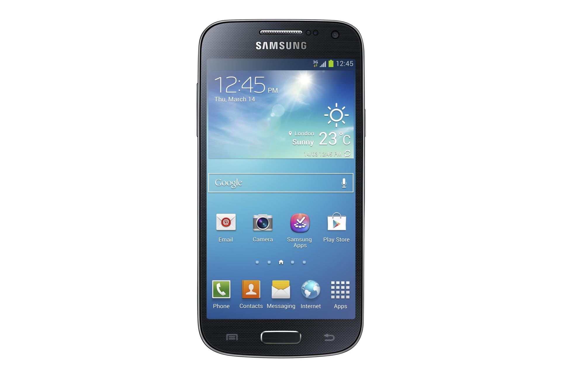 Samsung: Galaxy S4 Mini kommt für 400 Euro - Das neue Samsung Galaxy S4 Mini (Bild: Samsung)