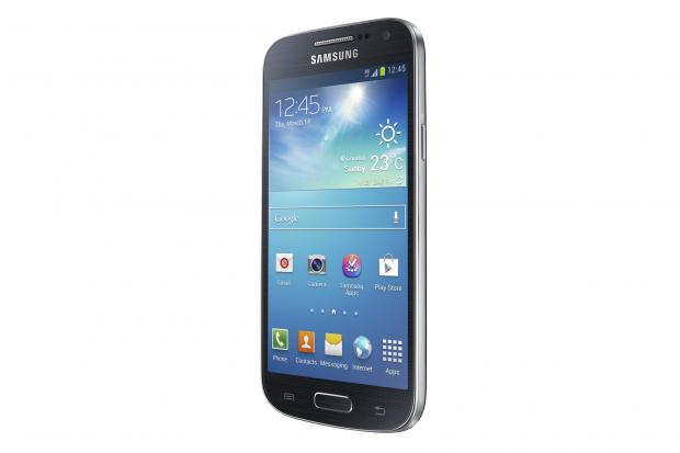 Der Bildschirm des Galaxy S4 Mini ist 4,3 Zoll groß und hat eine Auflösung von 960 x 540 Pixeln. (Bild: Samsung)