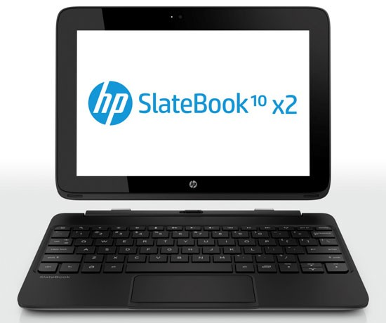 Slatebook x2 (Bild: HP)