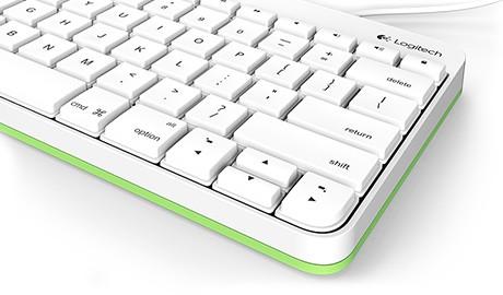 Wired Keyboard for iPad (Bild: Logitech)