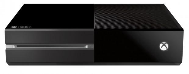 Das Gehäuse der Xbox One - das Netzteil ist integriert. (Bilder: Microsoft)
