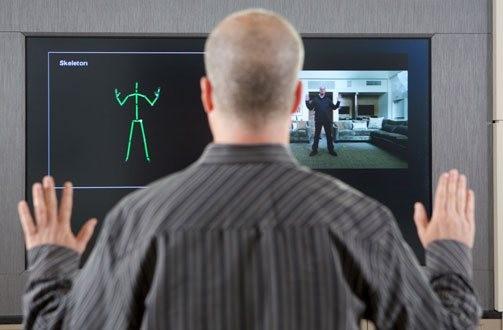 Next Generation Kinect for Windows - mehr Genauigkeit für die Gestensteuerung am PC
