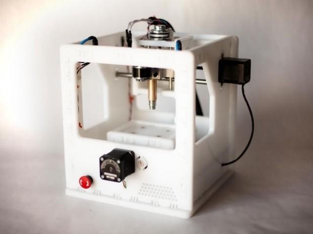 Othermill, die CNC-Fräse für den heimischen PC. (Foto: Otherfab)