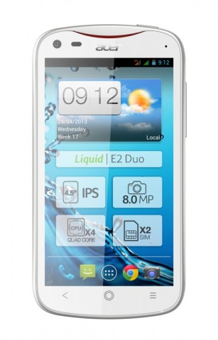 Liquid E2 Duo (Bild: Acer)