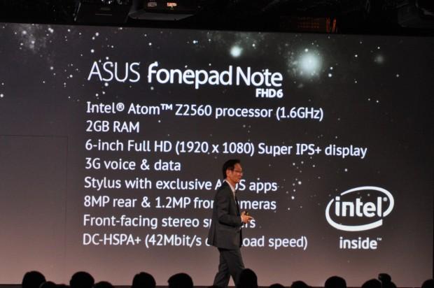 Asus stellt neue Geräte auf der Computex 2013 vor. (Bilder: Nico Ernst)