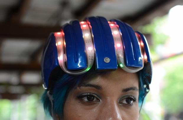 City Bike Helmet (Bild: Adafruit)