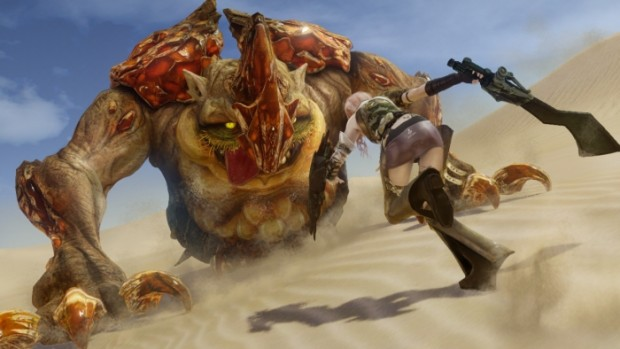 Final Fantasy 13-3 Lightning Returns (Bilder: Square Enix)