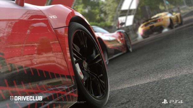 Drive Club (PS4, Bild: Sony)
