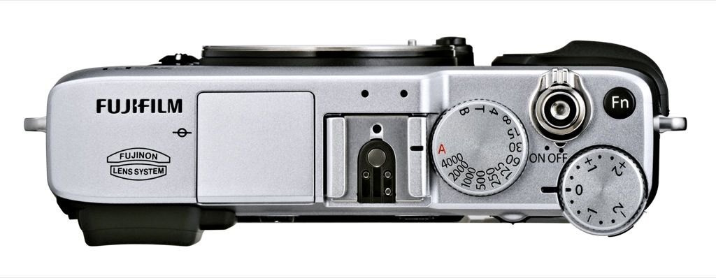 Fujifilm-Firmware-Update: Focus-Peaking für X-Pro1 und X-E1 - Fujifilm X-E1 (Bild: Fujifilm)