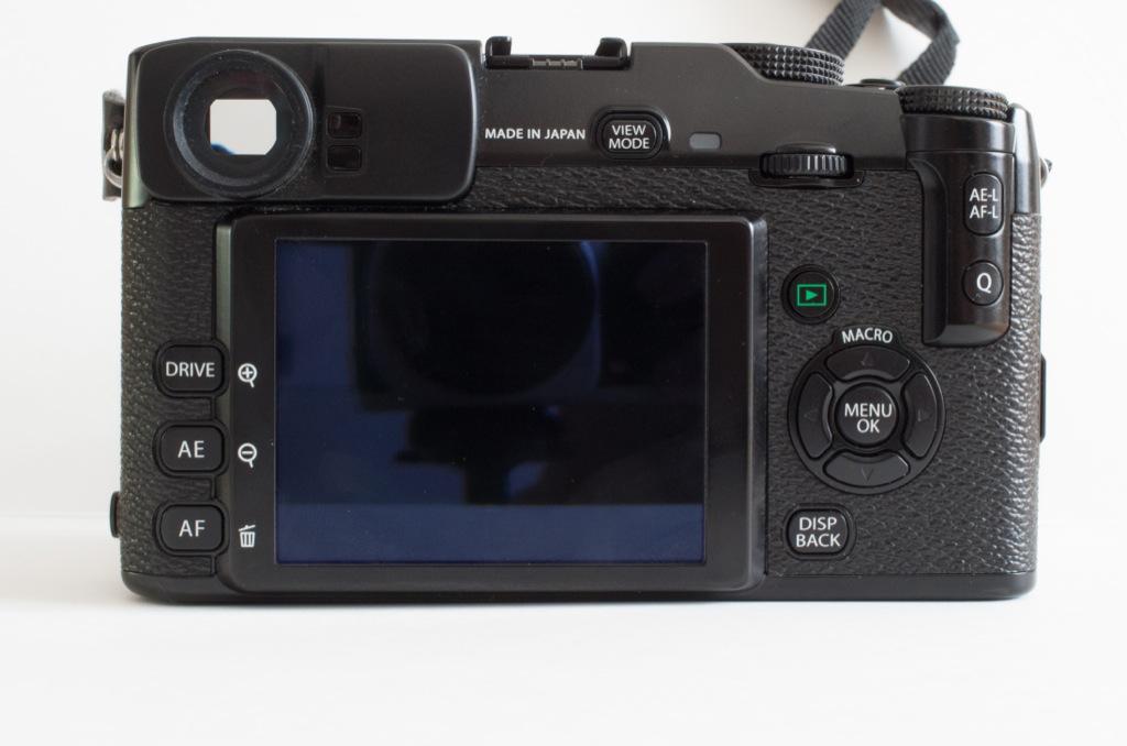 Fujifilm-Firmware-Update: Focus-Peaking für X-Pro1 und X-E1 - Fujifilm Finepix X-Pro1 (Bild: Andreas Donath)