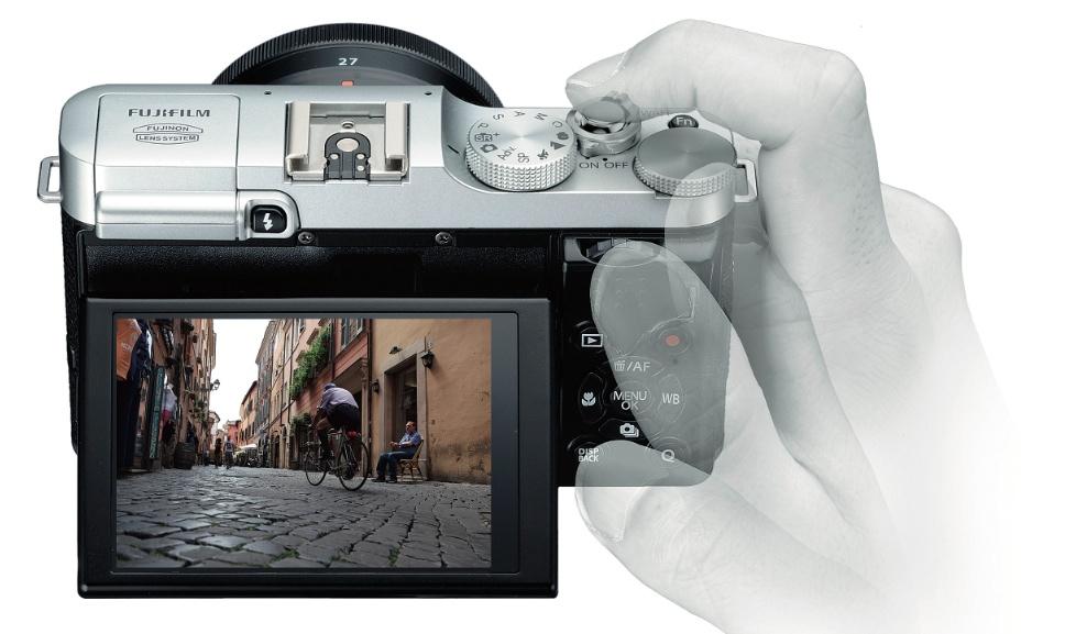 Fujifilm-Firmware-Update: Focus-Peaking für X-Pro1 und X-E1 - Fujifilm X-M1 (Bild: Fujifilm)