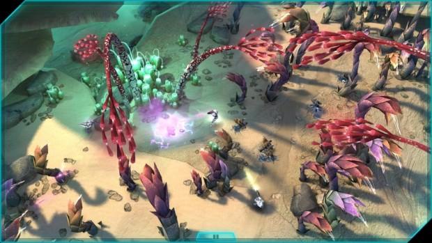 Halo Spartan Assault (Bilder: Microsoft)