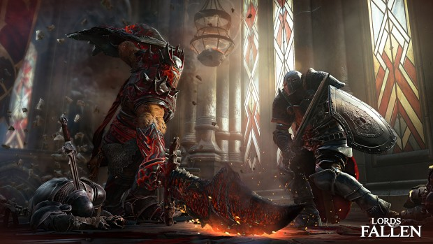 Lords of the Fallen (Bilder: City Interactive)