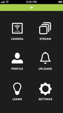 Lytro Mobile (Bild: Apple)