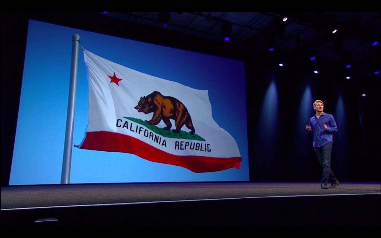 Mac OS X 10.9: Apple verkauft Mavericks ab Herbst 2013 - ... sondern... (Apple/Screenshot: Golem.de)