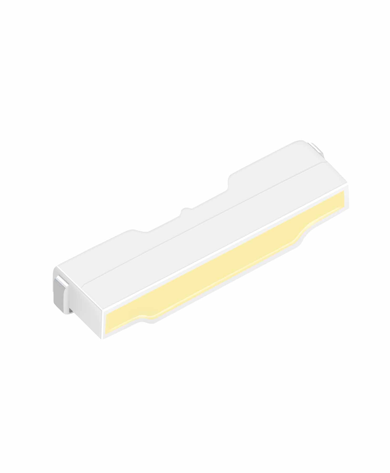 Osram: Mini-LEDs für stromsparende LCDs mit Quantenpunkten - Microsideled 3806 (Bild: Osram)
