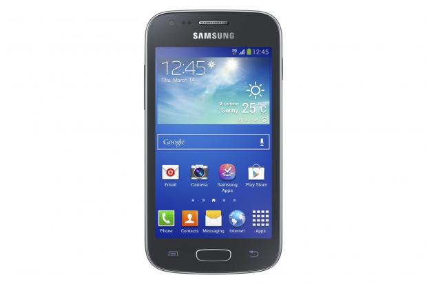 Das neue Galaxy Ace 3 von Samsung hat ein 4 Zoll großes Display. (Bild: Samsung)