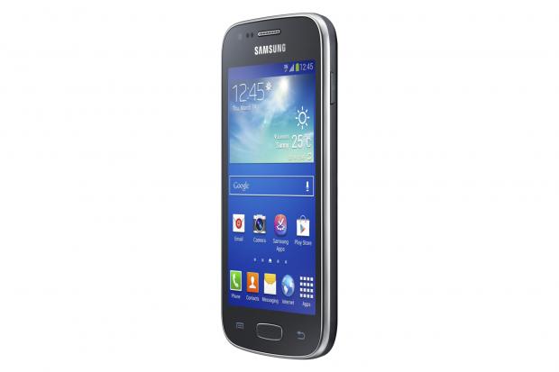 Ausgeliefert wird das Galaxy Ace 3 mit der Android-Version 4.2 alias Jelly Bean. (Bild: Samsung)