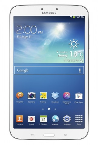 Galaxy Tab 3 (8 Zoll) (Bild: Samsung)