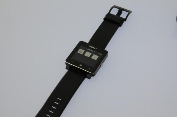 Sonys Smartwatch 2 (Bild: Nico Ernst/Golem.de)